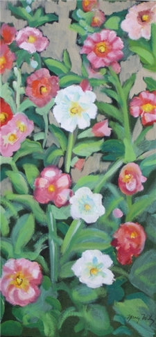 Hollyhock's Joy - 10x20 - PROMO PRICE