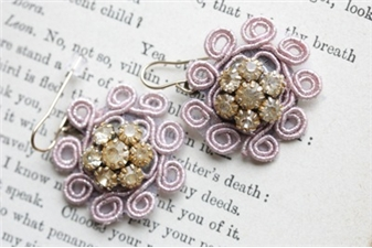 Laced with Loveliness - PINK - SALE