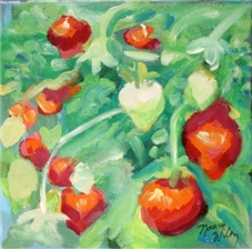 Ready to be Picked - 8x8 - PROMO PRICE