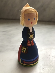 Wee Scandinavian Dolly