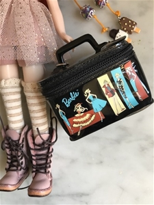 Retro Dolly Train Case - SALE