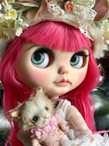 Rosa Leigh – Custom Blythe - PROMO PRICE