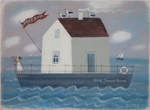 Home Sweet Home - 6x8 - SALE