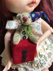 Teddy Dice Toy - SALE