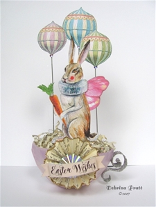 Easter Wishes Tea Cup