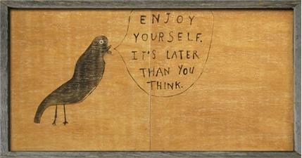 Enjoy Yourself 30x12