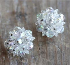 Laguna Crystal Love Earrings