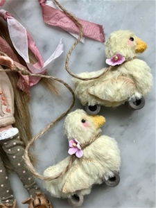 Charming Chickie Pull Toy - SPECIAL PRICE