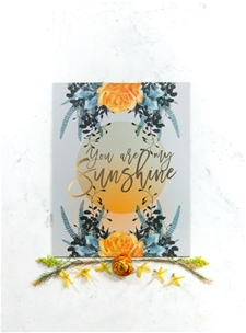 Art Print – You Are My Sunshine