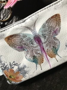 Butterfly Joy Coin Purse - SALE
