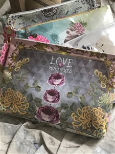 Love Multiplies – Large Tassel Pouch