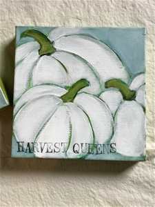 Harvest Queens  - 8x8 - SALE