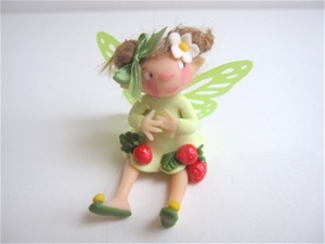 A Berry Sweet Fairy