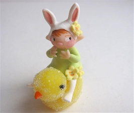 Pixie Chick Rider – Spring