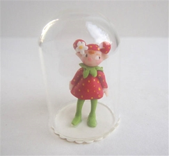 Tiny Globe - Strawberry Fairy