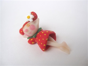 Strawberry Fairy - Sleepy Sweetie