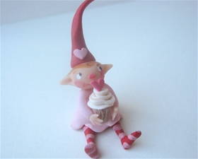 Pink Pixie Cupcake Love - PROMO PRICE