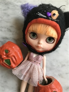 Mini Antique Jack O'Lantern – c 1920s-30s