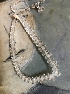 Faceted Wonder Vintage Choker - SALE