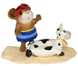 Tiny Tubie Cow - LTD EDITION