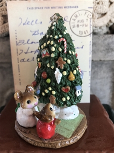 Under the Chris-Mouse Tree - RETIRED
