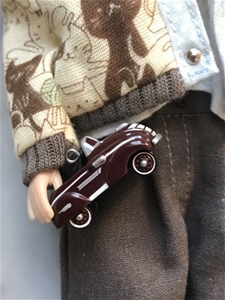 Wee Vintage Pedal Car – Custom Coupe - SALE