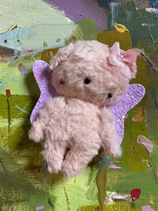 Bon Bon Fly Bear - OOAK - PROMO PRICE