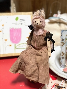 Sweet Miss Pinks Bunsy - SALE
