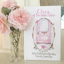 NEW TITLE!! Eliza at RoseWater Cottage