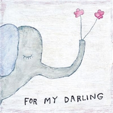 For My Darling - 12x12