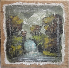 Waterfall 8x8 - SALE