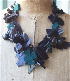 Forest & Night Necklace