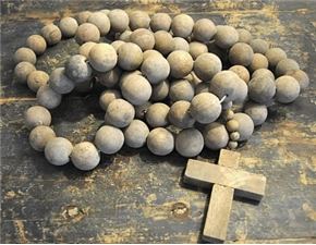 Giant Rosary - Prayer Beads - SALE