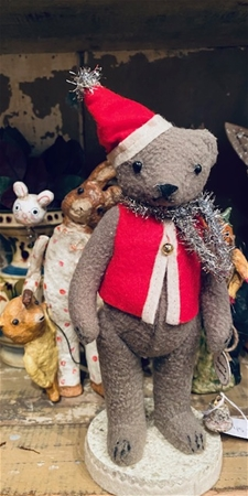 Santa Teddy – SALE