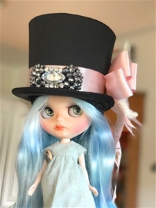 Teddy Top Hats for Blythe – SOLD OUT WAITING LIST