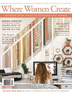 Where Women Create - August 2016