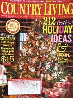 Country Living - December 2007