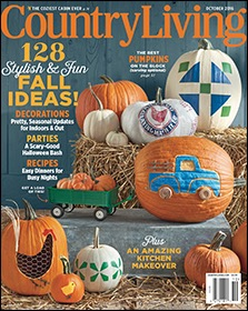 Country Living - October 2016