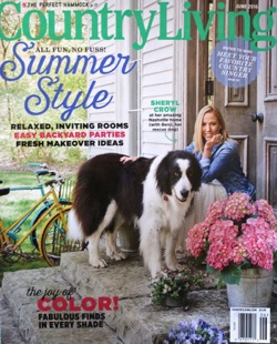 Country Living - June 2016