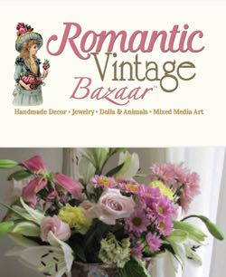 Romantic Vintage - March 2016
