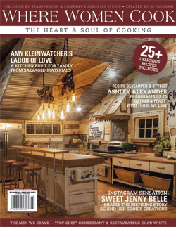 Where Women Cook - December 2016