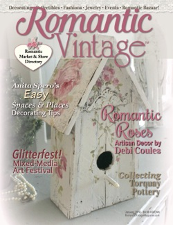 Romantic Vintage - January 2016