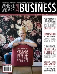 Where Women Create Business - October 2017