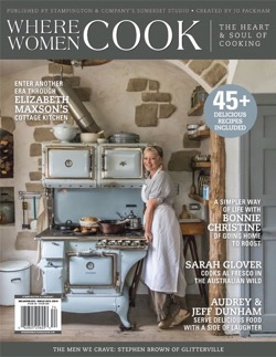 Where Women Cook - December 2017