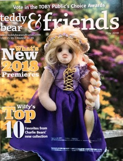 Teddy Bear & Friends - May 2018