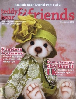 Teddy Bears & Friends - September 2018