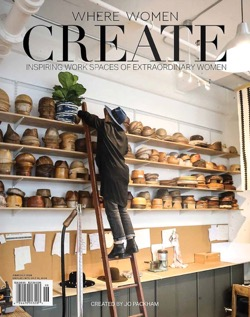 Where Women Create - Lisa Kettell June